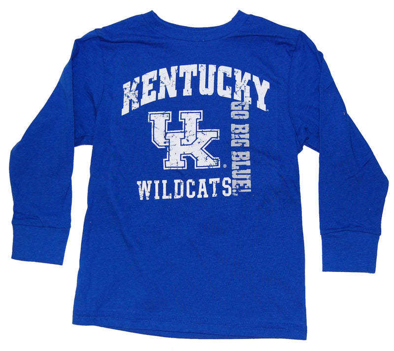 University of Kentucky Boys/Girls Toddler Long Sleeve T-Shirt