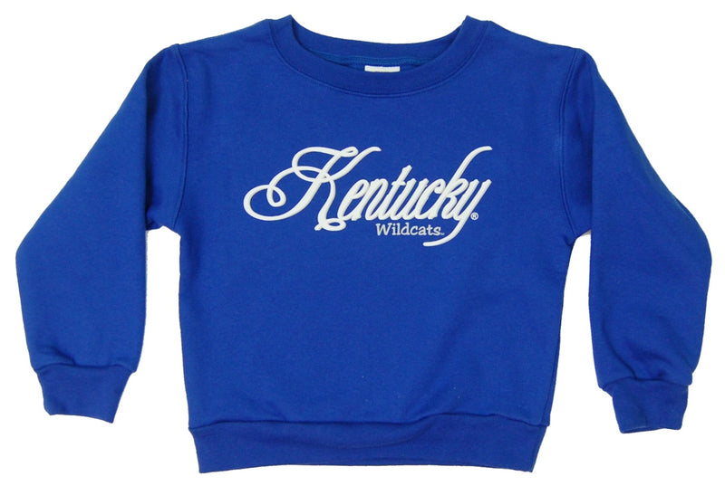 University of Kentucky Toddler Fleece Crew Sweater
