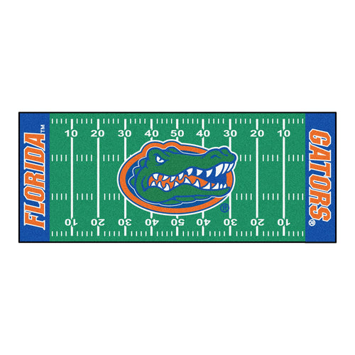 University of Florida Football Field Runner