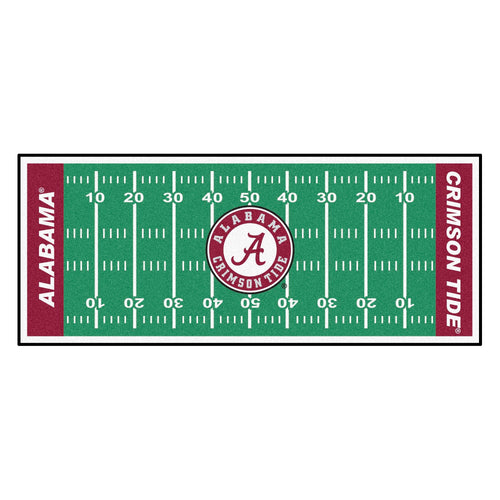 Universiy of Alabama Football Field Runner