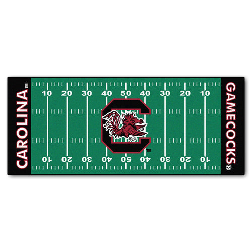 University of South Carolina Football Field Runner