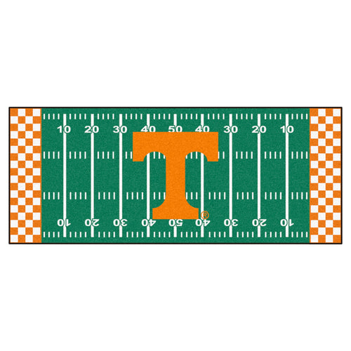 University of Tennessee Football Field Runner
