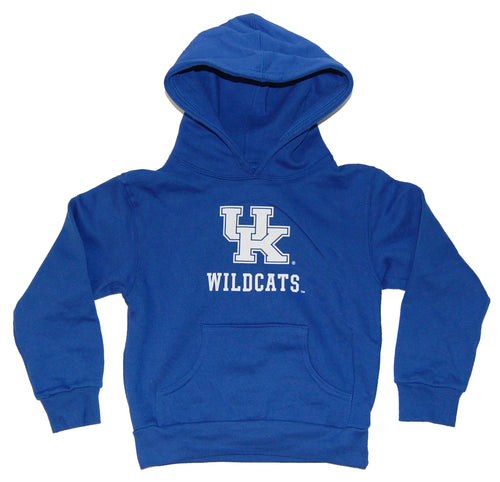 University of Kentucky Boys/Girls Youth Fleece Hoodie Sweatshirt