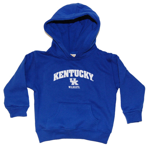 University of Kentucky Boys/Girls Toddler Fleece Hoodie Sweatshirt