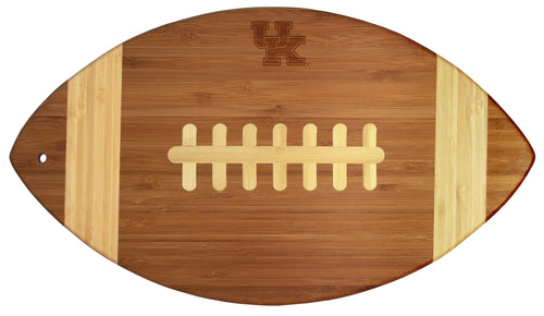 University of Kentucky Football Bamboo Cutting Board