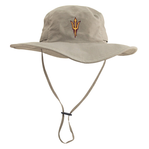 Arizona State University Tan Boonie Sun Hat