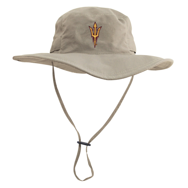 Arizona State University Sun Devils Tan Boonie Sun Hat