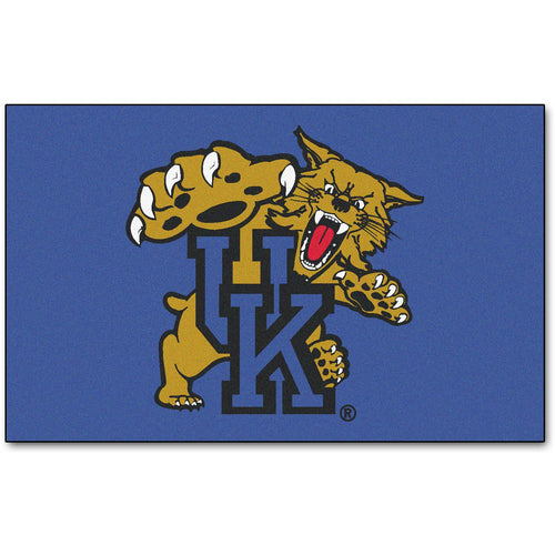 University of Kentucky Wildcats Area Rug (Tailgater: 5' x 6')