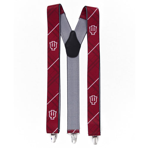 Indiana University Hoosiers Suspenders