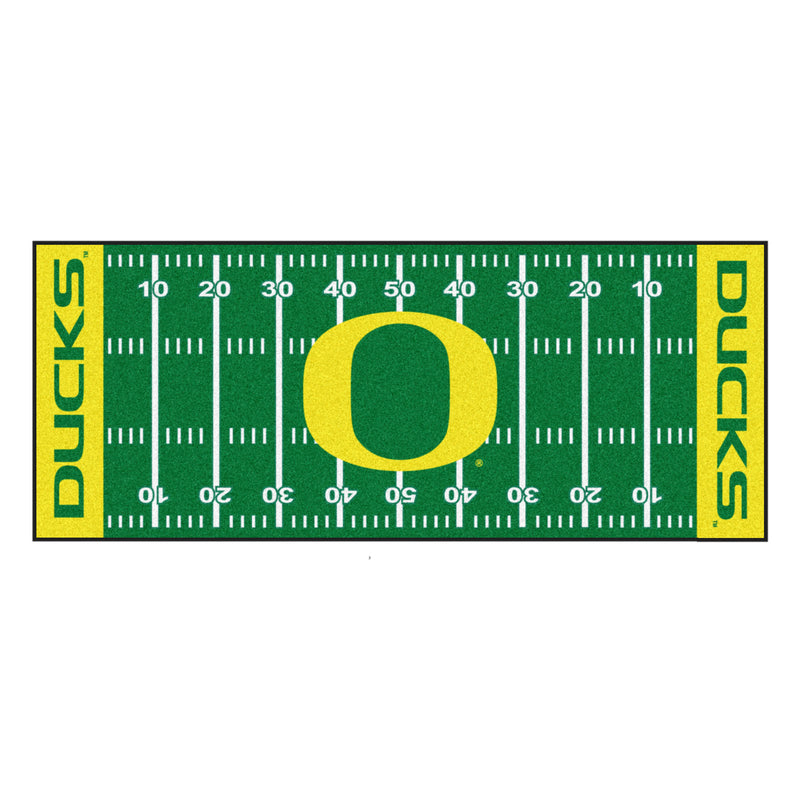 University of Oregon Football Field Runner