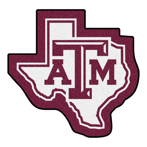 Texas A&M Aggies Mascot Area Rug