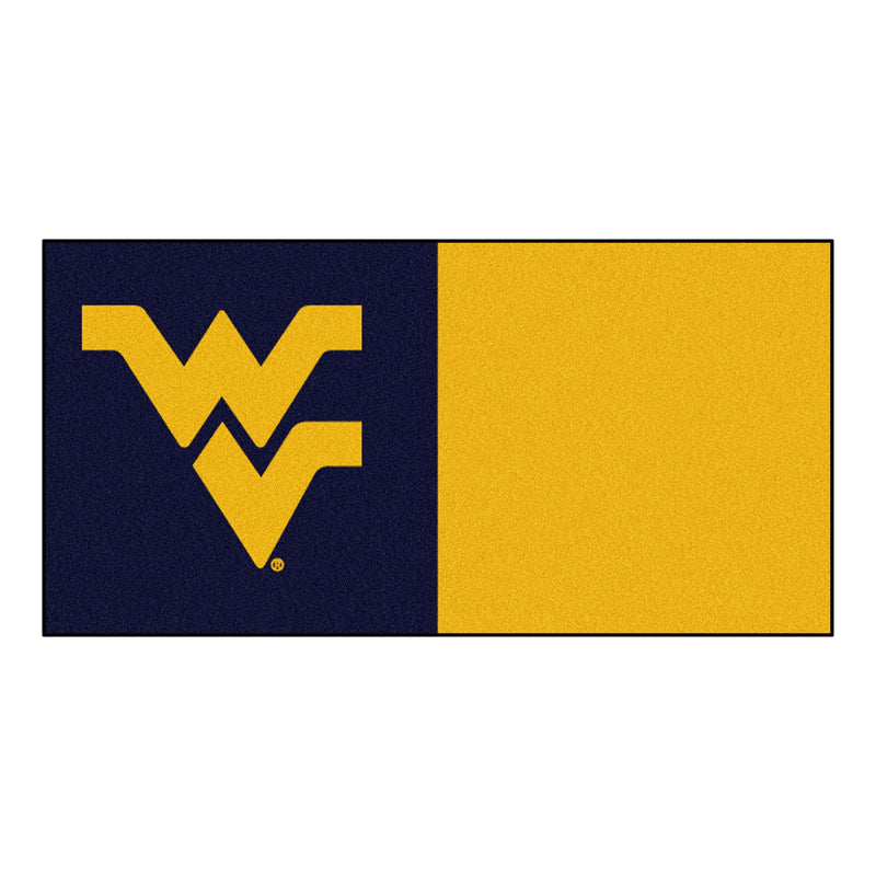 West Virginia University Carpet Tiles