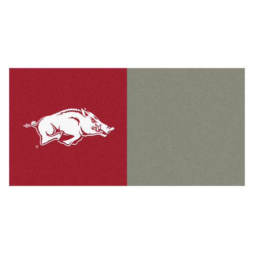 University of Arkansas Carpet Tiles