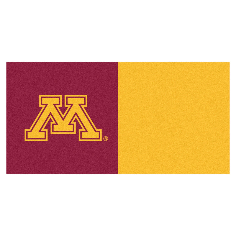 University of Minnesota Carpet Tiles