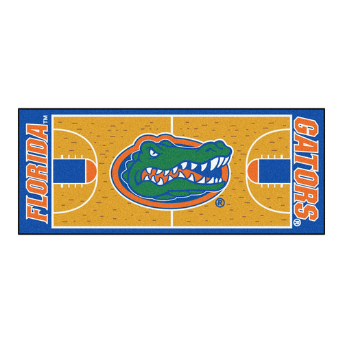 University of Florida Gators Basketball Court Runner