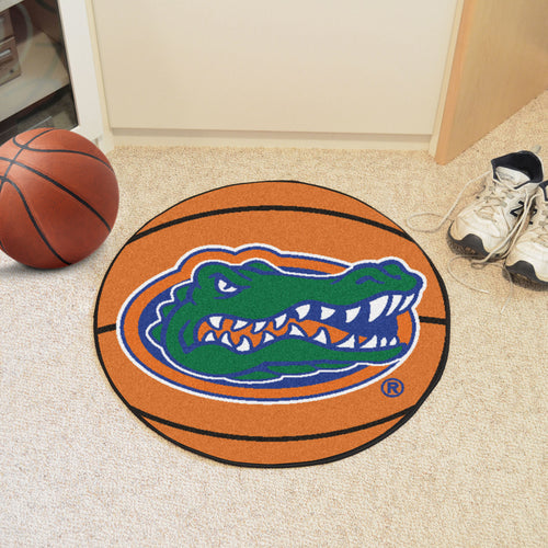 University of Florida Basketball Area Rug