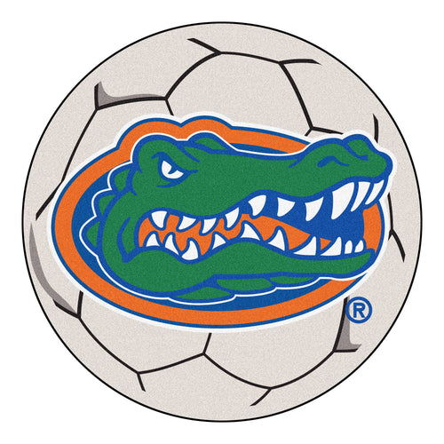 University of Florida Gators Soccer Ball Rug
