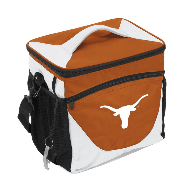 University of Texas 24 Can Cooler