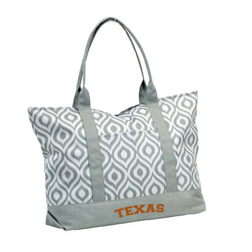 University of Texas Ikat Tote