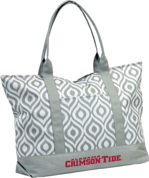 University of Alabama Ikat Tote
