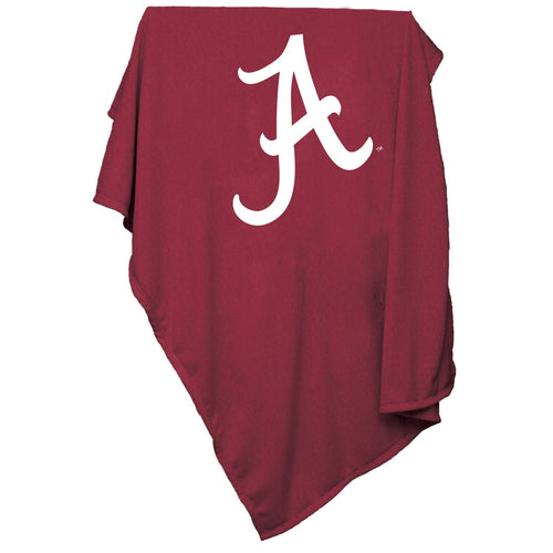 University of Alabama Sweatshirt Blanket