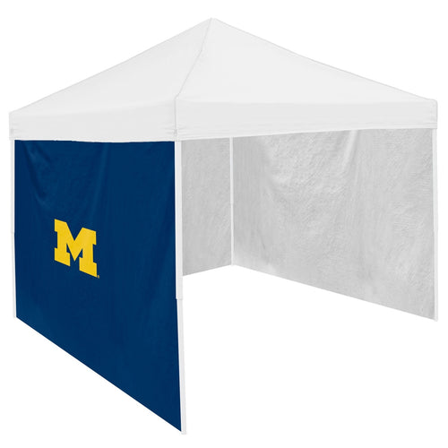 University of Michigan 9 x 9 Tent Side Panels