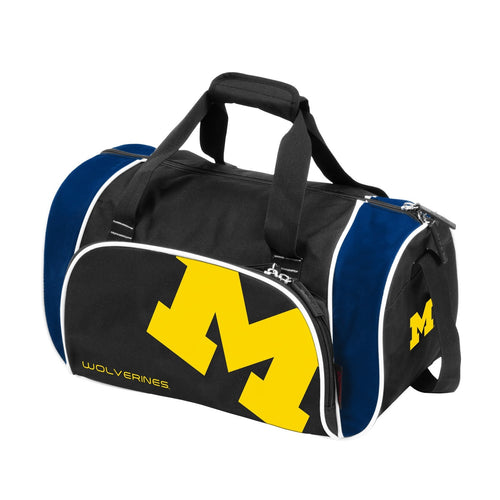 University of Michigan Locker Duffel Bag