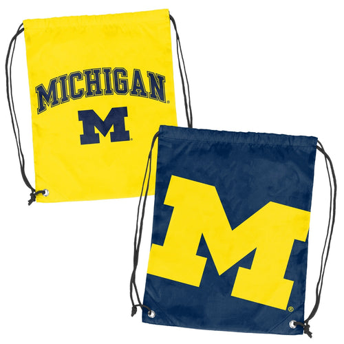 University of Michigan Doubleheader Backsack