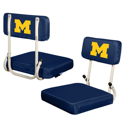University of Michigan Hard Back Stadium Chair