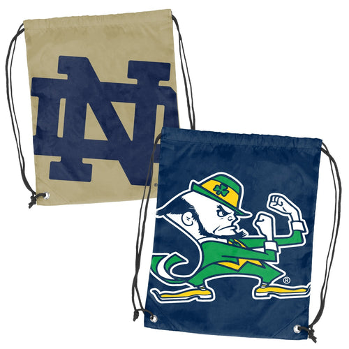 University of Notre Dame Doubleheader Backsack