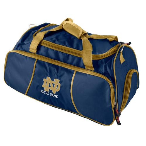 University of Notre Dame Athletic Duffle Bag