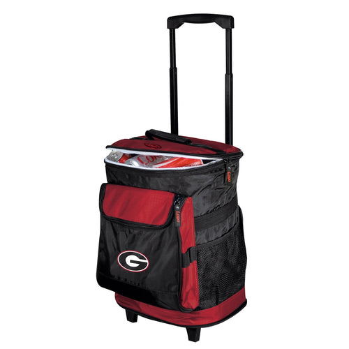 University of Georgia Bulldogs Rolling Cooler