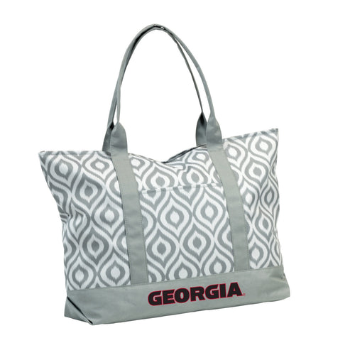 University of Georgia Ikat Tote