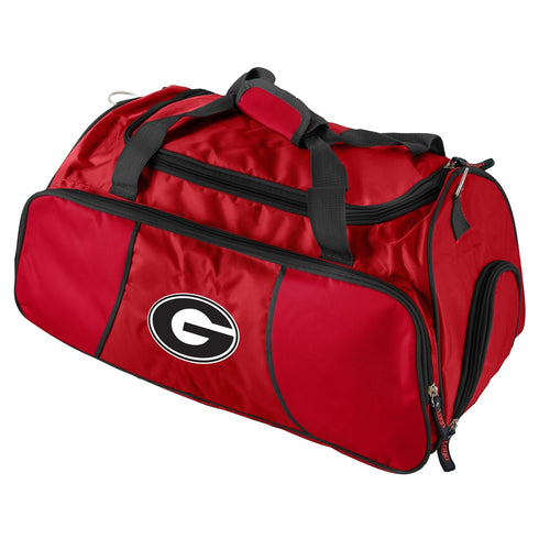 University of Georgia Athletic Duffle Bag