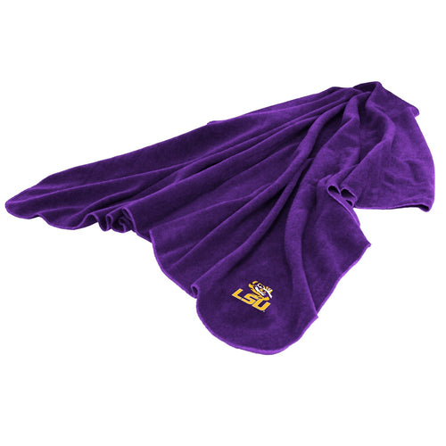LSU Huddle Blanket