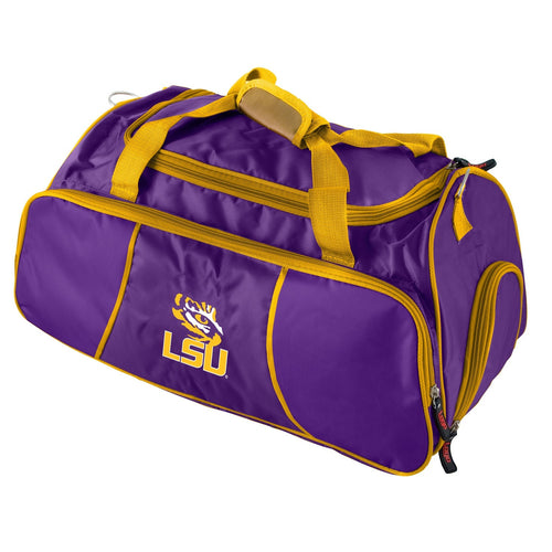 LSU Athletic Duffle Bag