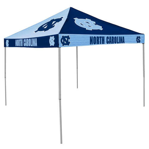 University of North Carolina 9' x 9' Tent