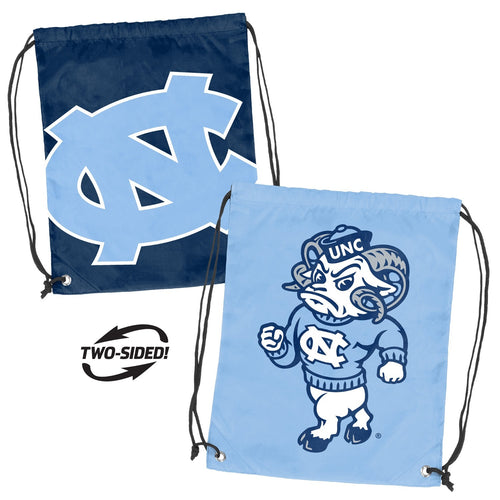 University of North Carolina Doubleheader Backsack