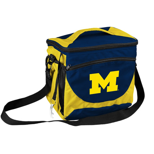 University of Michigan 24 Can Cooler