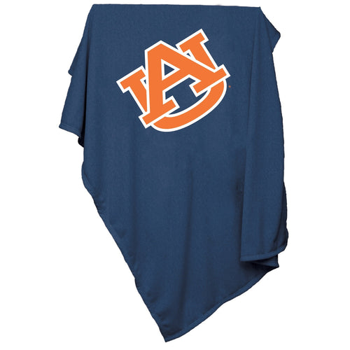 Auburn University Sweatshirt Blanket