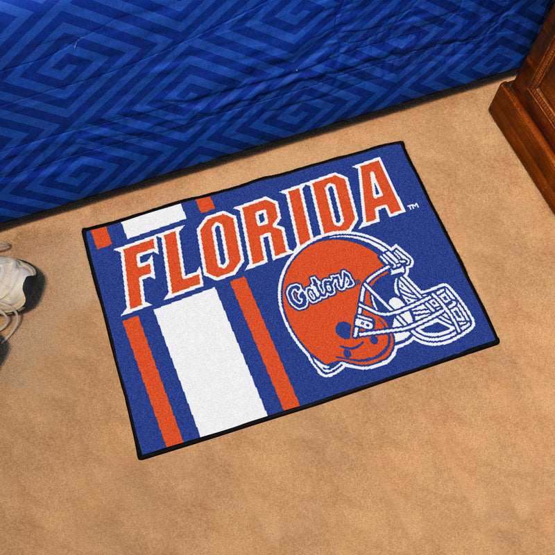 University of Florida Custom Logo Starter Rug