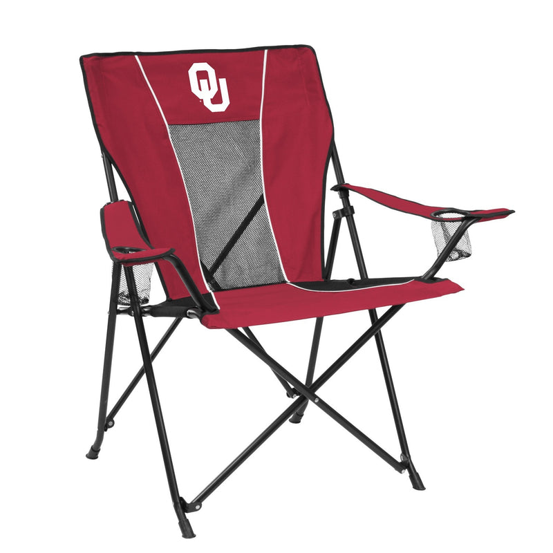 University of Oklahoma Game Time Chair