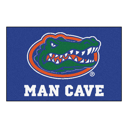 University of Florida Man Cave Starter Rug