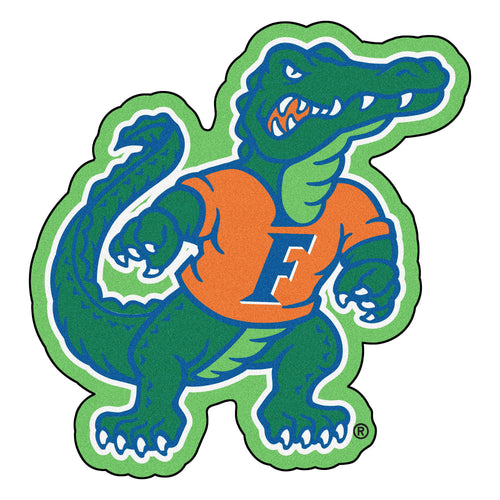 University of Florida Gators Mascot Area Rug