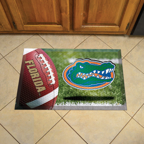 University of Florida Football Scraper Door Mat