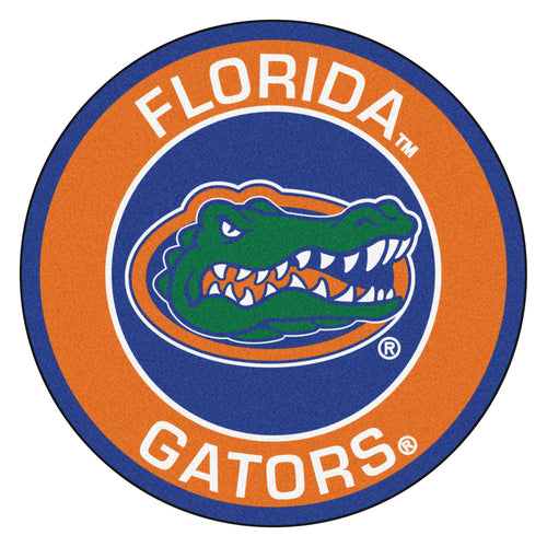 University of Florida Roundel Mat