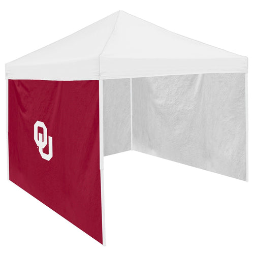 University of Oklahoma 9 x 9 Tent Side Panels