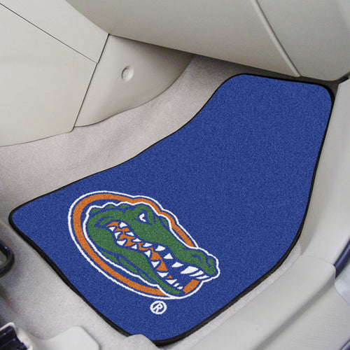 University of Floirda Gators 2-piece Carpet Floor Mats