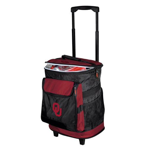 University of Oklahoma Sooners Rolling Cooler