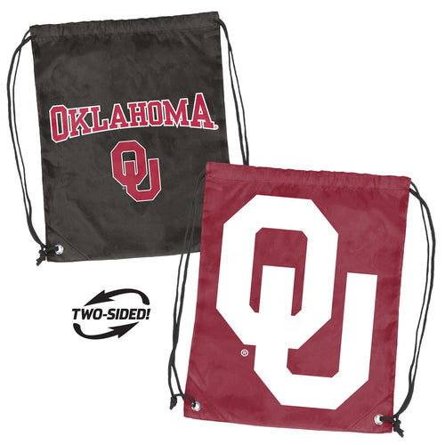 University of Oklahoma Doubleheader Backsack
